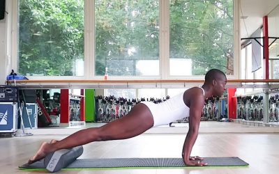 A 10min Full Body Workout with the Foam Roller