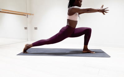 7min Stretch for Beginners- Reduce Back Pain and Stay Away from the Physio Room