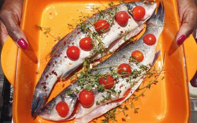 Stunning Sea Bass Recipe for Fish lovers