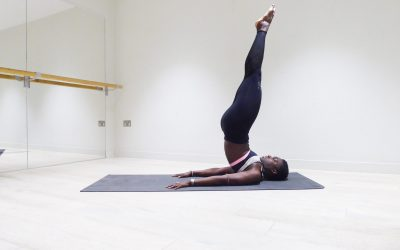 Dynamic Mat Pilates Workout to start the year
