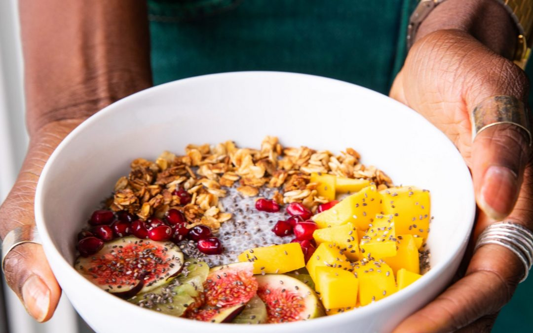 Chia Seed Pudding…