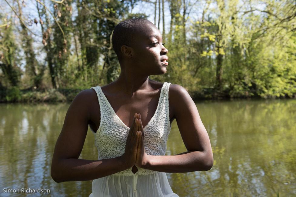 Meditation. Desperation got me started…then I stopped