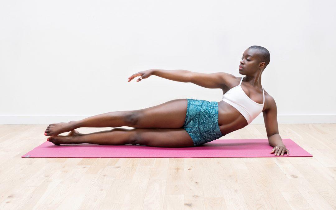 20min Isawelly Barre Workout…