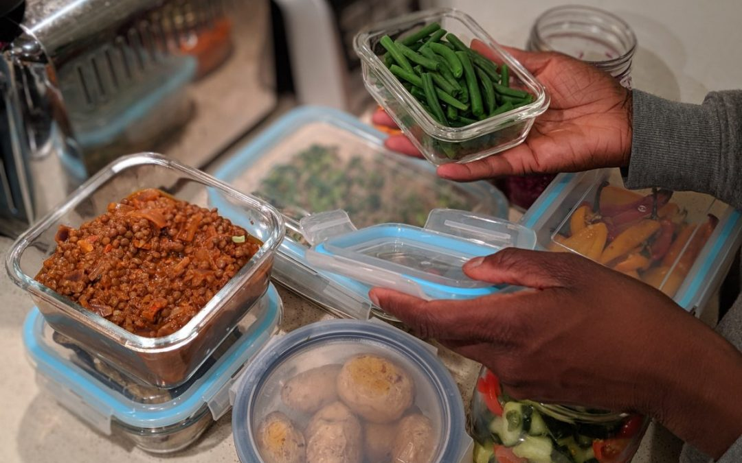 3 reasons food prepping will upgrade your life