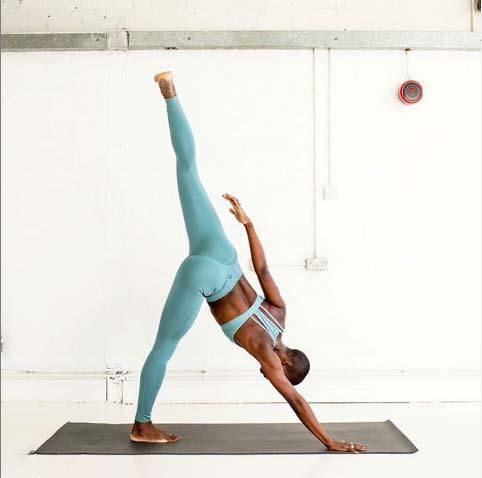 Advanced Pilates Flow