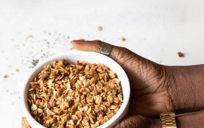 Easy and Delicious Granolas. 2 ingredients Recipe