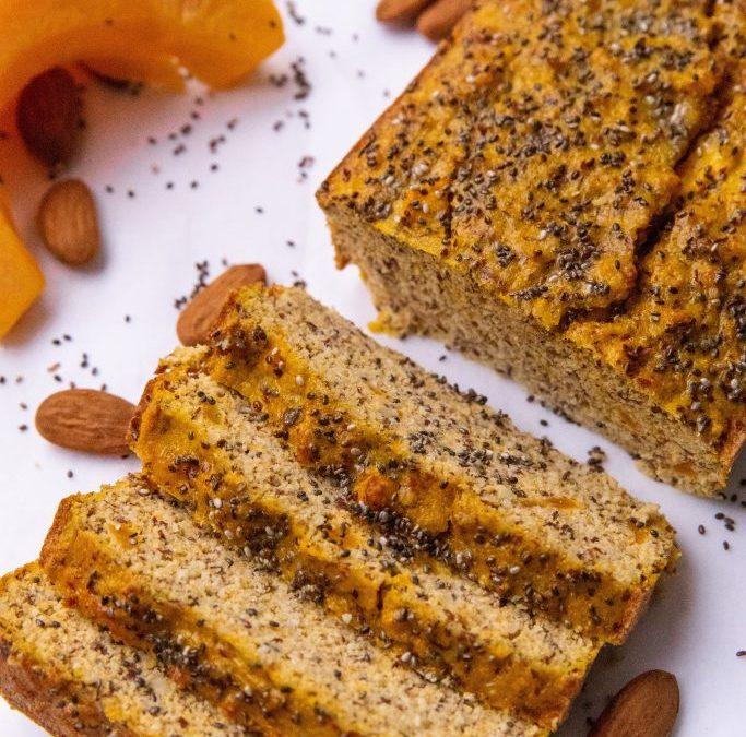 Almond and Squash Bread