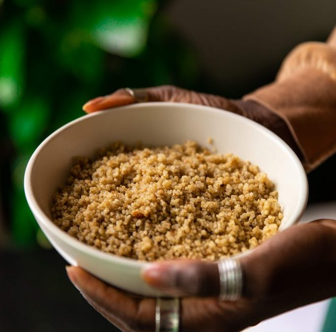 Cook your quinoa to perfection. Top tips