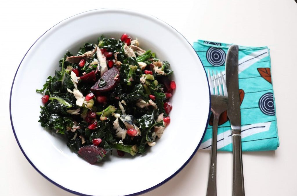 Kale and Beetroot Salad