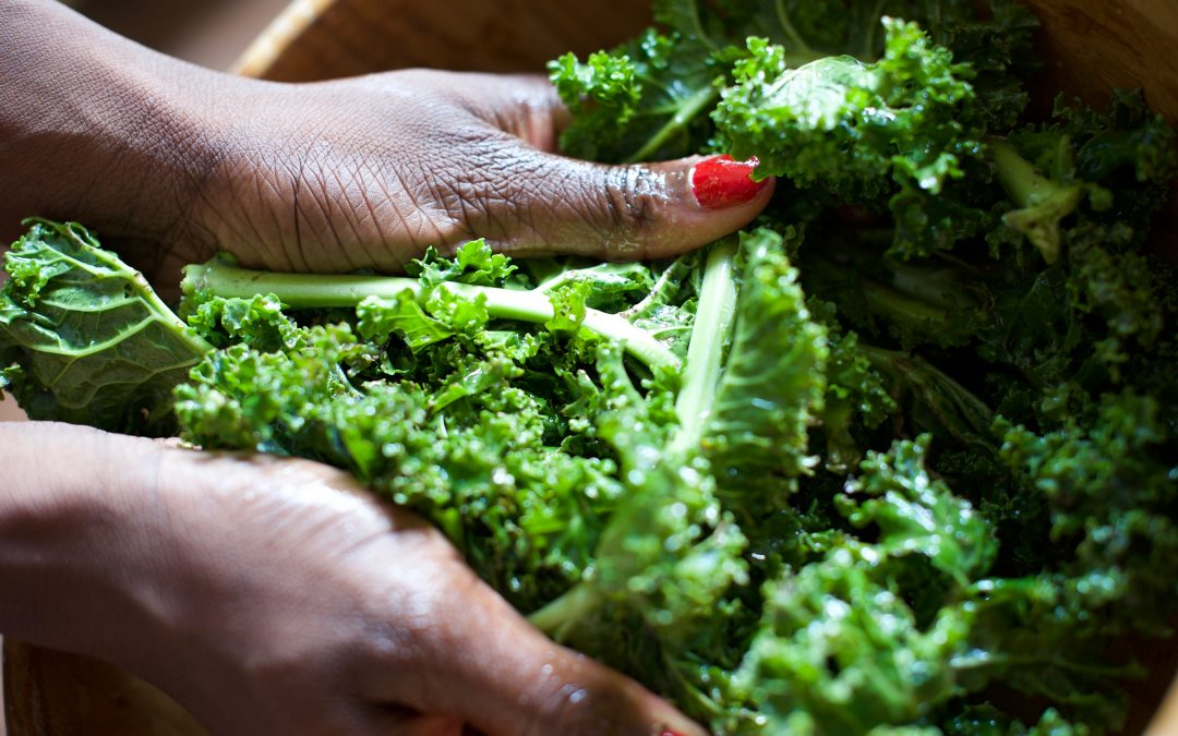 5 sneaky ways to add more greens to your diet