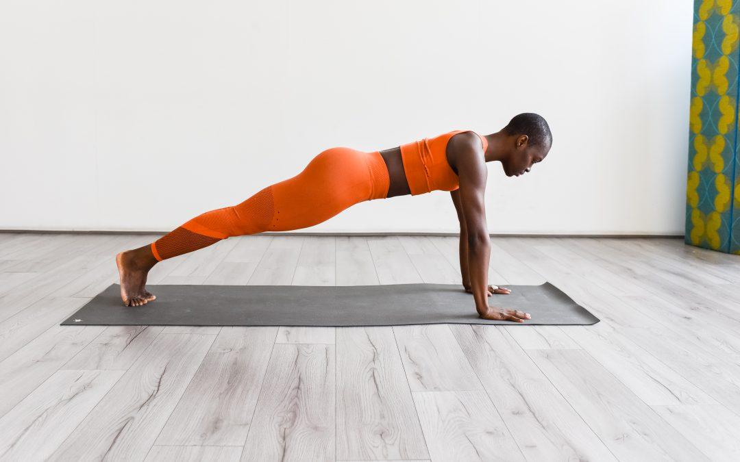 Beginner's Pilates Flow