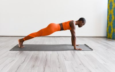 Beginner's Pilates Flow