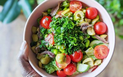 Nourishing Salads