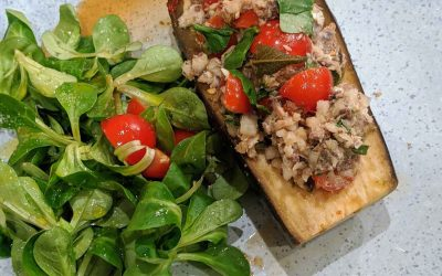 Aubergines and Sardines – Dietary Fats