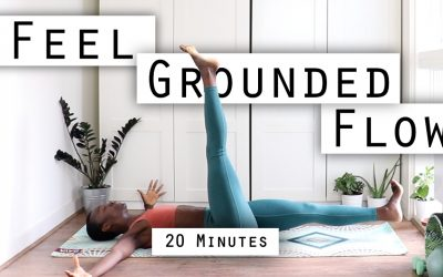 A grounding Pilates flow to start the day mindfully