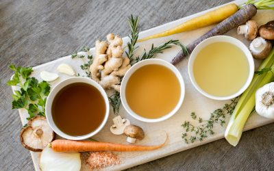 5 gut-healing foods